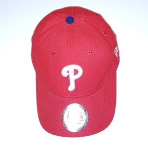New Era | Phillies Baseball Cap | One Size | NWT